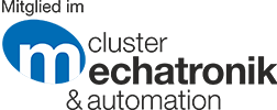Cluster-Mechatronik Logo